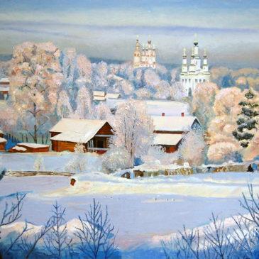 """Фестиваль """"Тотьма. Снег"""", 10-11 февраля"""