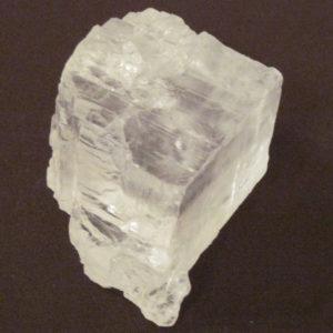ТМО НВ-10956. Кристалл соли.г.Соль-Илецк Оренбургской области. 2012 г.