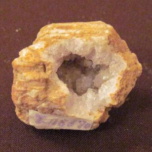 ТМО 18370. Минерал. Кварц.Найден в Тарногском р-не в 1964 г.
