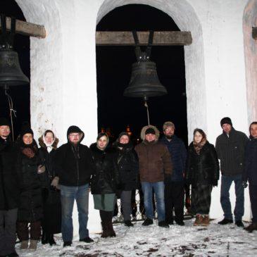 """Фестиваль """"Рождественский благовест"""" в Тотьме стал международным"""
