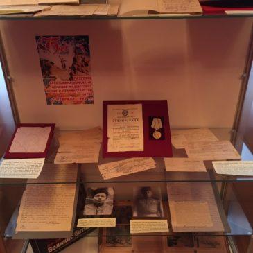 """2 февраля в краеведческом музее состоится мероприятие """"Дорога к победе"""", посвященное 75-летию победы в Сталинградской битве."""