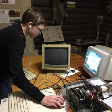 Компьютерная выставка будет организована в музейно-выставочном зале «На Большой Садовой».