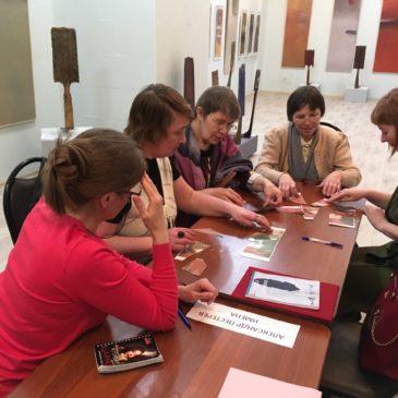 29 марта в краеведческом музее  состоялась программа «Вечерний вернисаж»