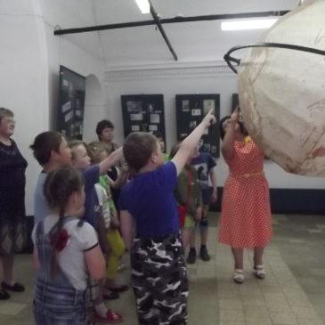 Уже более 60 экскурсий и интерактивных программ проведено сотрудниками музея в июне
