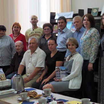 Сотрудники Тотемского музейного объединения познакомились с рубцовскими местами Алтая
