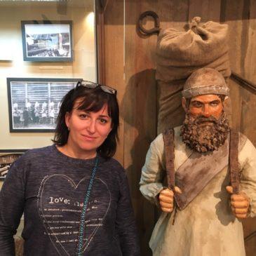 Сотрудница Тотемского музейного объединения Светлана Немирова прошла стажировку на базе Музея истории соли