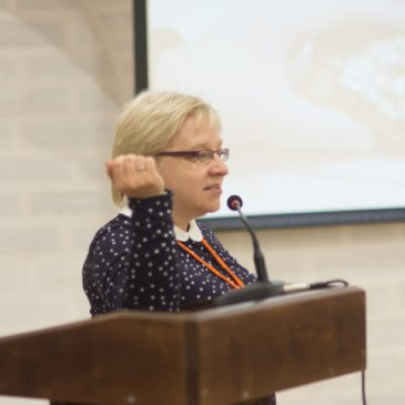 Учёный секретарь ТМО Мария Правдина – эксперт мастерских АДИТ