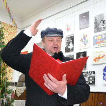 Тотьмичи одними из первых в Вологодской области открыли Год театра