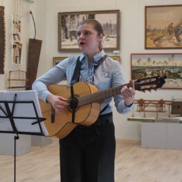 Вечер романса на стихи репрессированных поэтов состоялся в краеведческом музее