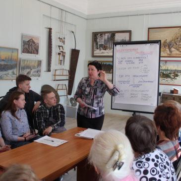 Фокус-группа «Что мы знаем о массовых репрессиях?» развернулась в стенах Тотемского краеведческого музея
