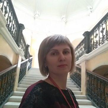 Главный хранитель фондов ТМО Ирина Савкова приняла участие в индивидуальной стажировке «Переезд без аврала: методика транспортировки фондовых коллекций»