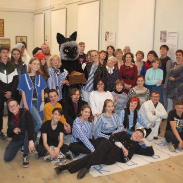 Пятнадцать сеансов, шесть часов и более тридцати актёров: Тотьма широко отпраздновала очередную «Ночь в музее»