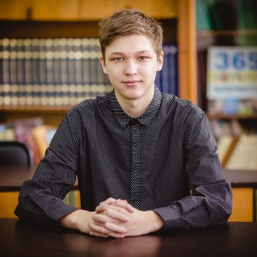 Тотьмич Егор Блинов – победитель всероссийского конкурса музейных волонтёров