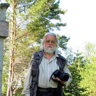 Скончался фотохудожник Андрей Кошелев