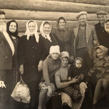 Личные истории репрессированных тотьмичей