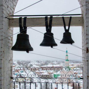 В новогодние каникулы в Тотьме пройдет фестиваль колокольной музыки «Рождественский благовест»