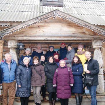 Сотрудники Тотемского музейного объединения прошли коллективную стажировку в малых городах Ярославской и Тверской областей