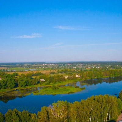 Река Солоница
