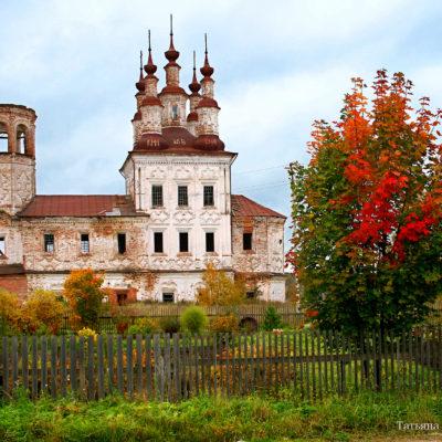 Церковь Воскресения у соляных Варниц. Фото Т.Мишуринской
