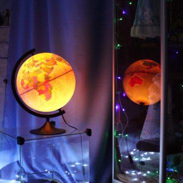 В краеведческом музее начала работу детская выставка «Как открыть Антарктиду».