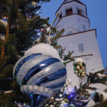 """Колокольными звонами, открытием нового музея и звонарями-поэтами запомнится тотьмичам """"Рождественский благовест-2021"""""""