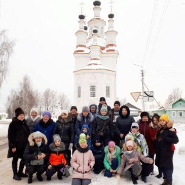 183 экскурсии провели сотрудники тотемских музеев в дни новогодних каникул