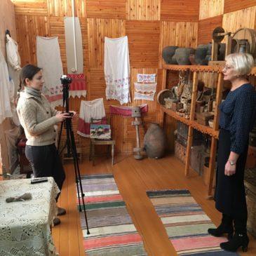 В Тотьме и селе Никольском прошли съёмки будущего документального фильма о Николае Рубцове