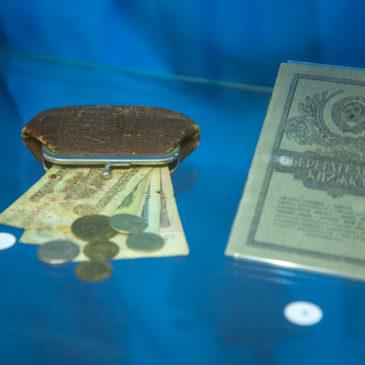 Ознакомиться с историей денег можно на новой выставке в Тотьме