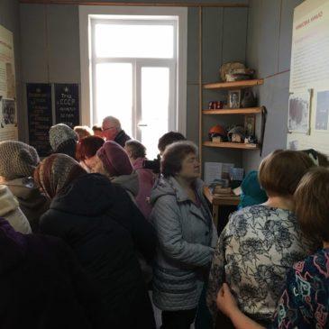 В добрый путь, народный музей в Чуриловке!