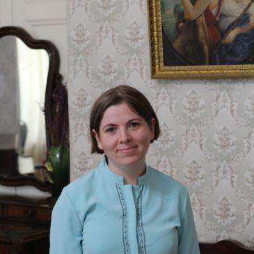 Сотрудник ТМО Ольга Полоцкая – на молодежной доске почета Тотемского Района!