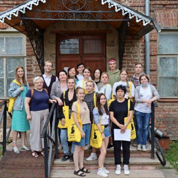 Музейно-образовательный интенсив для вологодских студентов состоялся в Тотьме
