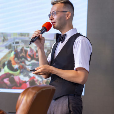 Опыт Тотьмы обсуждается в школе управления Сколково